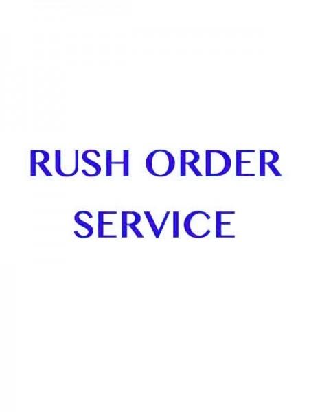 Eilauftrag Service